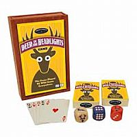 Deer in the Headlights Card Game
