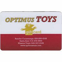 Optimus Toys Gift Card